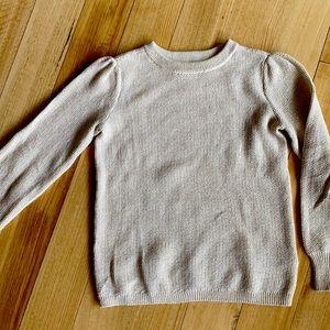 Gap girls sweater, sz S